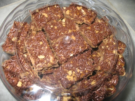 Chocolate Rice Bar